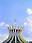 Metropolitan Cathedral Cross, Brasilia, Brazil