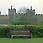 Empty Bench, Framlingham Castle, Suffolk, UK