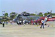 Helicopters in Aircraft's Exhibition, Brasilia