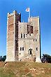 Orford Castle, Orford, England, UK