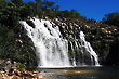 Po�o Encantado Waterfall, Veadeiros Mesa, Goias, Brazil