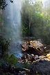 Agua Fria Waterfall, Veadeiros Mesa, Goias, Brazil