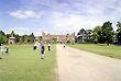 Kentwell Gardens, Suffolk, England, UK