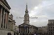 St Martin-in-the-Fields Church,Trafalgar Square London, England