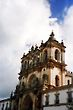 Alcoba�a Monastery Bell Tower, Portugal