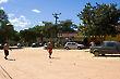 Street Scene, S�o Jorge, Veadeiros Mesa, Goias, Brazil (Saint George)