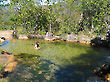 Rio Cristal - Veadeiros Tableland - Goias, Brazil